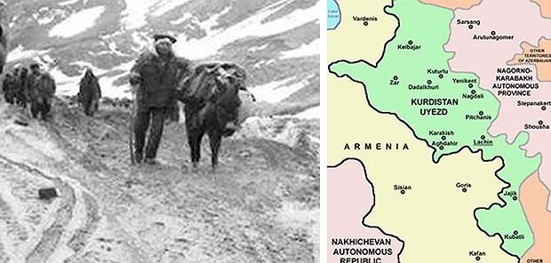 1991'de Özerk Kızıl Kürdistan'a Türkiye nasıl engel oldu? Faik Bulut |  7Sabah | YediSabah